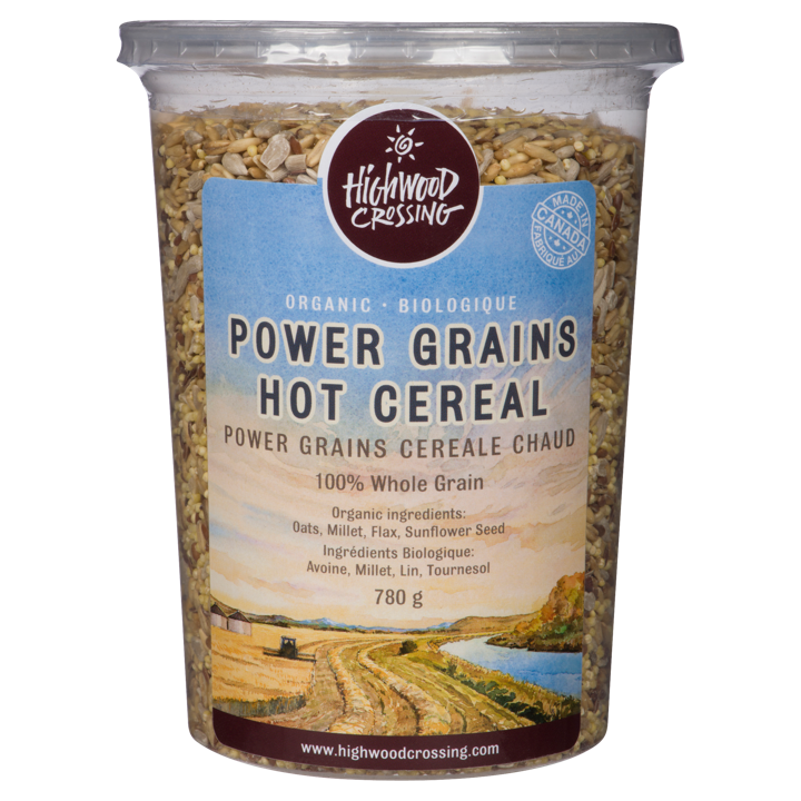 Power Grains Hot Cereal - 780 g